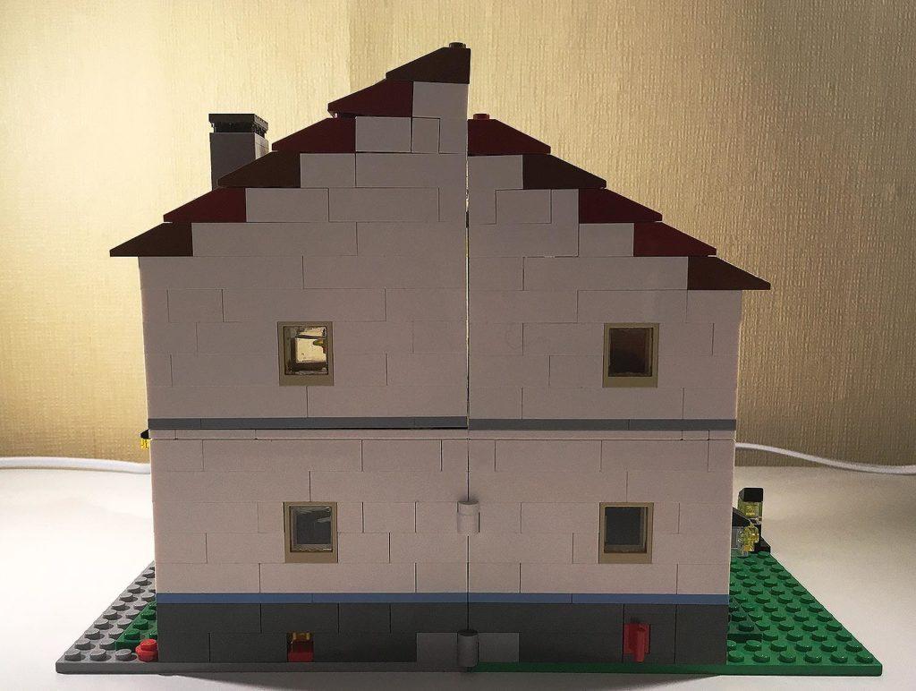 lego creator lego haus und stadtvilla 31012 lego test. Black Bedroom Furniture Sets. Home Design Ideas